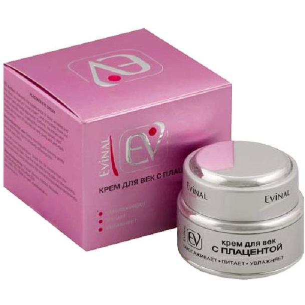 Купить эвиналь крем с экстрактом плаценты для век 15мл - сравнение цен интернет-магазинов косметики - cosmeticpoint.